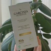 GARCINIA NUTRIVITE ORIGINAL 100% HASIL CEPAT MANJUR REGISTER BPOM TR 193323771