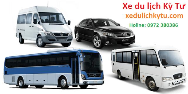 Có hai loại hình cho thuê xe du lịch tại Quảng Ngãi giá rẻ