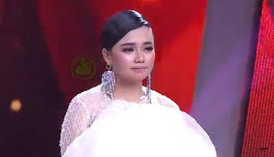 Aulia D'STAR Indosiar Top 6 Group 1 Result Show
