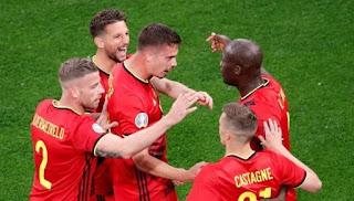 موعد مباراة بلجيكا وفنلندا في بطولة يورو 2020.