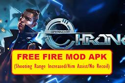 Garena Free Fire MOD APK v1.60.1 Shooting Range Increased/Aim Assist/No Recoil Terbaru 2021