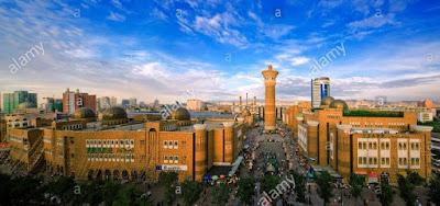 Wisata Urumqi Xinjiang