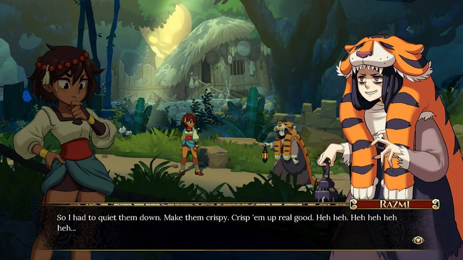 indivisible meet incarnations pc ps4 xb1 lab zero 505 games