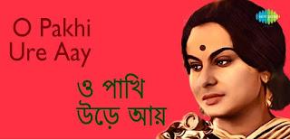O pakhi ure ai Lyrics in bengali-Jiban rahasya