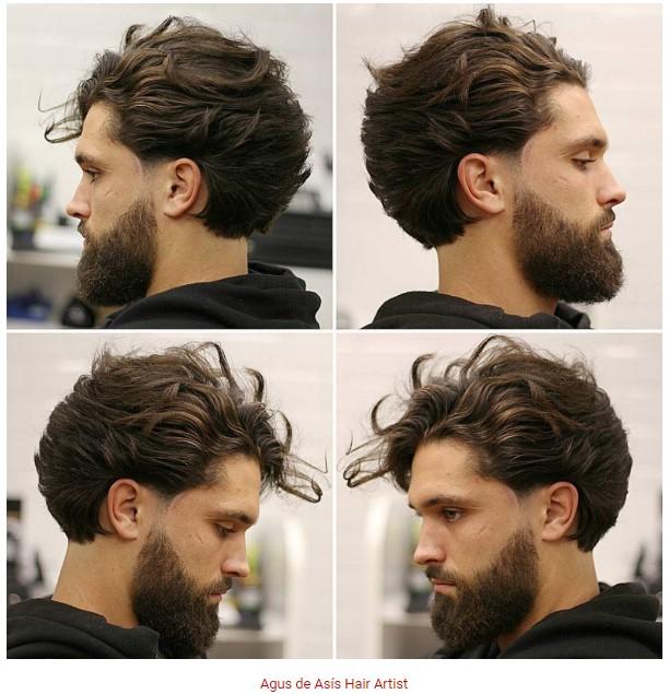 Rambut Panjang Pria