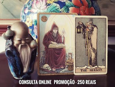 Consulta de Tarô Online