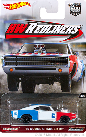 hot wheels dodge charger r t redliners 2017