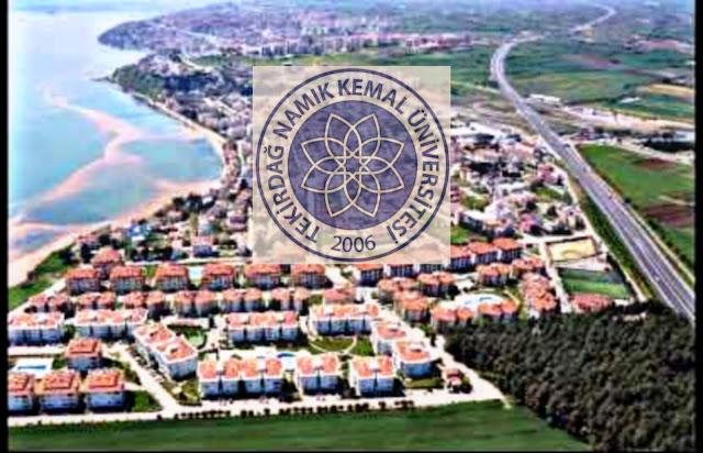 namik kemal university افتتاح التسجيل على جامعة نامق كمال 2019