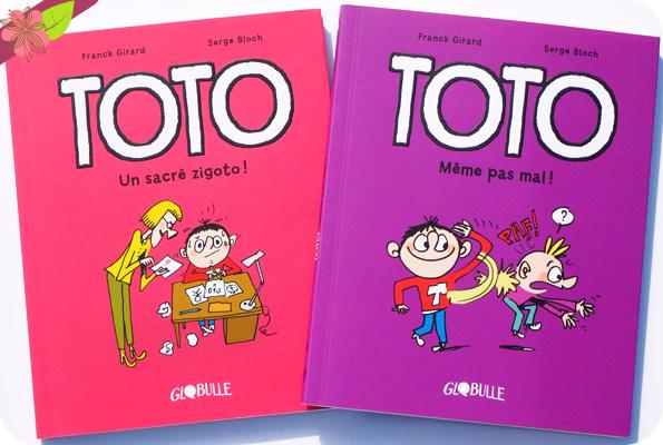 Toto - Même pas mal & Un sacré zigoto ! - Tourbillon