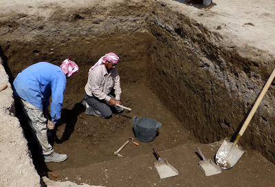 More on Ancient structure unearthed near city of Ur