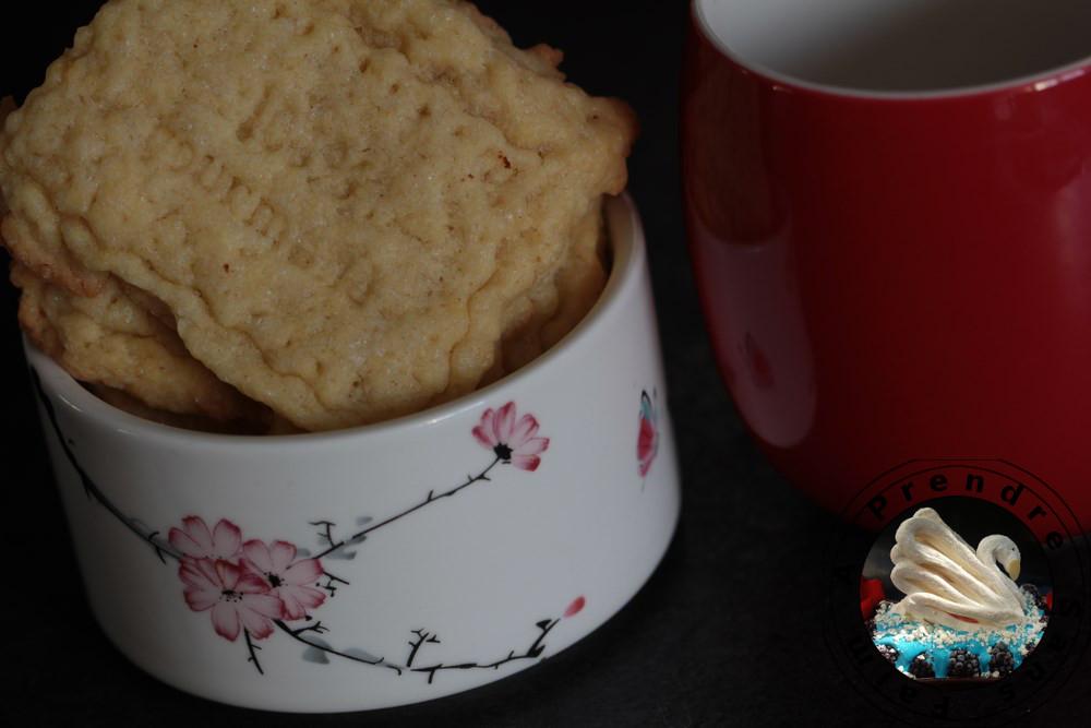 Biscuits vanille