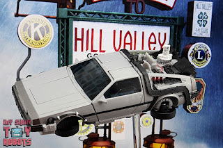 Hasbro Generations Collaborative Back to the Future Gigawatt 10