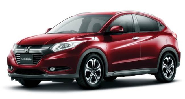 2017 Honda Vezel Review