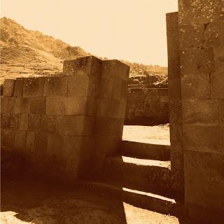 Ruínas de Pisac, no Vale Sagrado