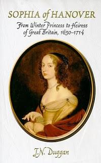 Sophia of Hanover: Winter Princess by J.N. Duggan (book)