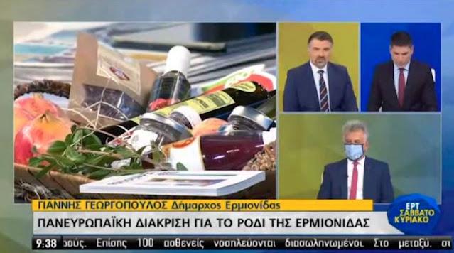 Γιάννης Γεωργόπουλος: Ο Δήμος Ερμιονίδας θα συνεχίσει να δημιουργεί προστιθέμενη αξία για τους δημότες του (βίντεο)