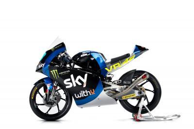 Adik Rossi, Luca Marini Gabung Tim MotoGp Esponsorama Racing musim 2021