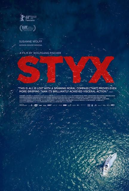 Styx (2018) ταινιες online seires xrysoi greek subs