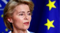 """La présidente de la Commission européenne, Ursula von der Leyen, a créé une polémique en faisant un lien entre migration et """"protection du mode de vie européen"""", intitulé du portefeuille du commissaire chargé de ce dossier ultra-sensible."""