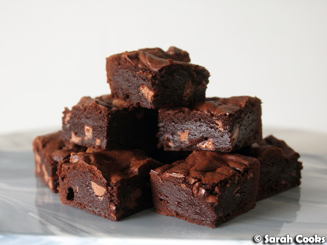 Baby Batch Buckwheat Brownies