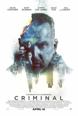 Criminal (Mente Implacable) (V.O.S) (2016)