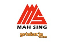 Lowongan Kerja PT Mah Sing Indonesia