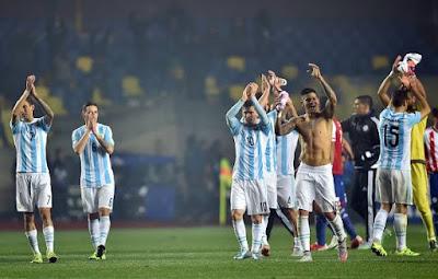 Minggu Depan Copa America Nih Gan, Ini 4 Negara Calon Juara Copa America Versi Ane