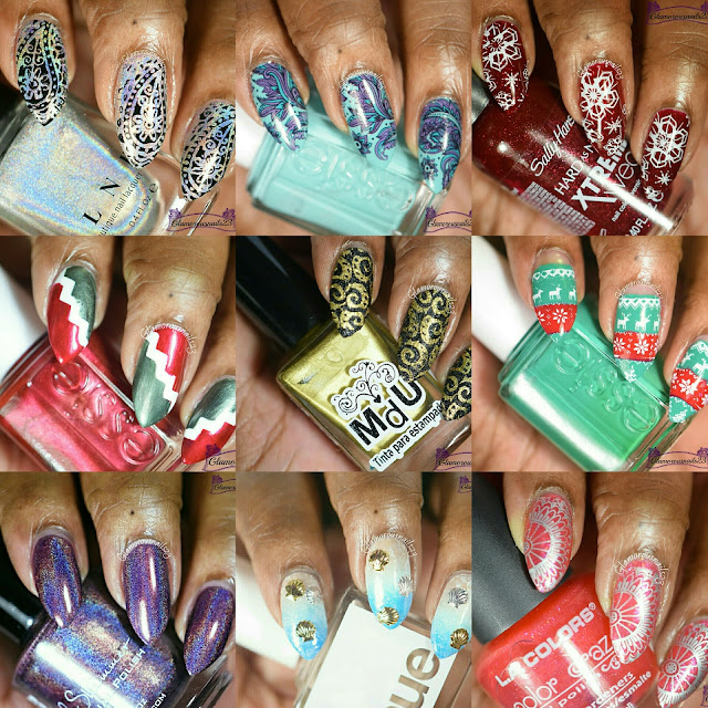 December 2015 Monthly Mani Favorites