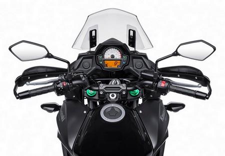Fitur Kawasaki Versys 650