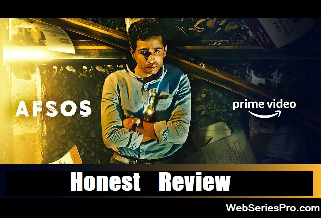 Afsos web series review