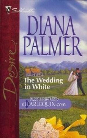 casamento de branco diana palmer