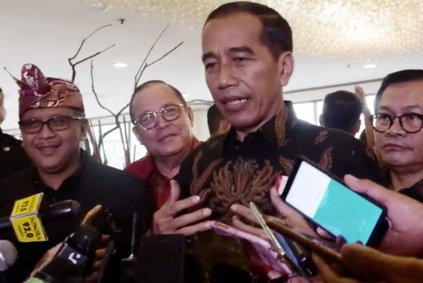 Jokowi Kaget dengan Harga Tiket Pesawat