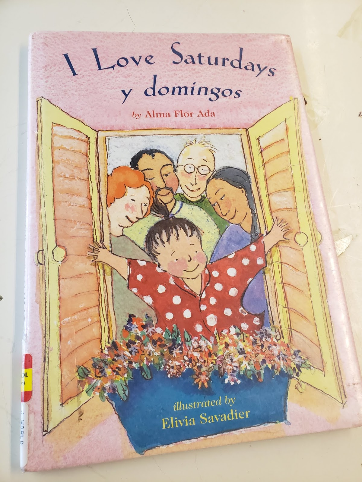 Five Bilingual Picture Books For Hispanic Heritage Month
