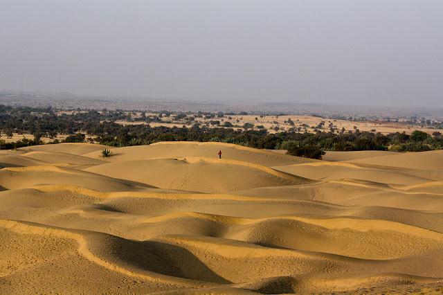 राजस्थान का थार मरुस्थल