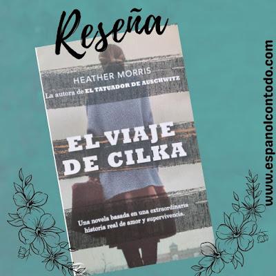 Reseña del libro El viaje de Cilka