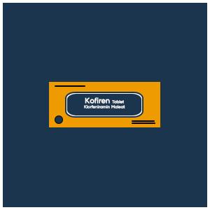 Kofiren Tablet : Klorfeniramin Maleat