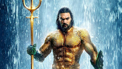 Aquaman movie jason momoa arthur curry dceu