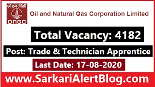 https://www.sarkarialertblog.com/2020/07/ongc-trade-technician-apprentice-recruitment-2020.html