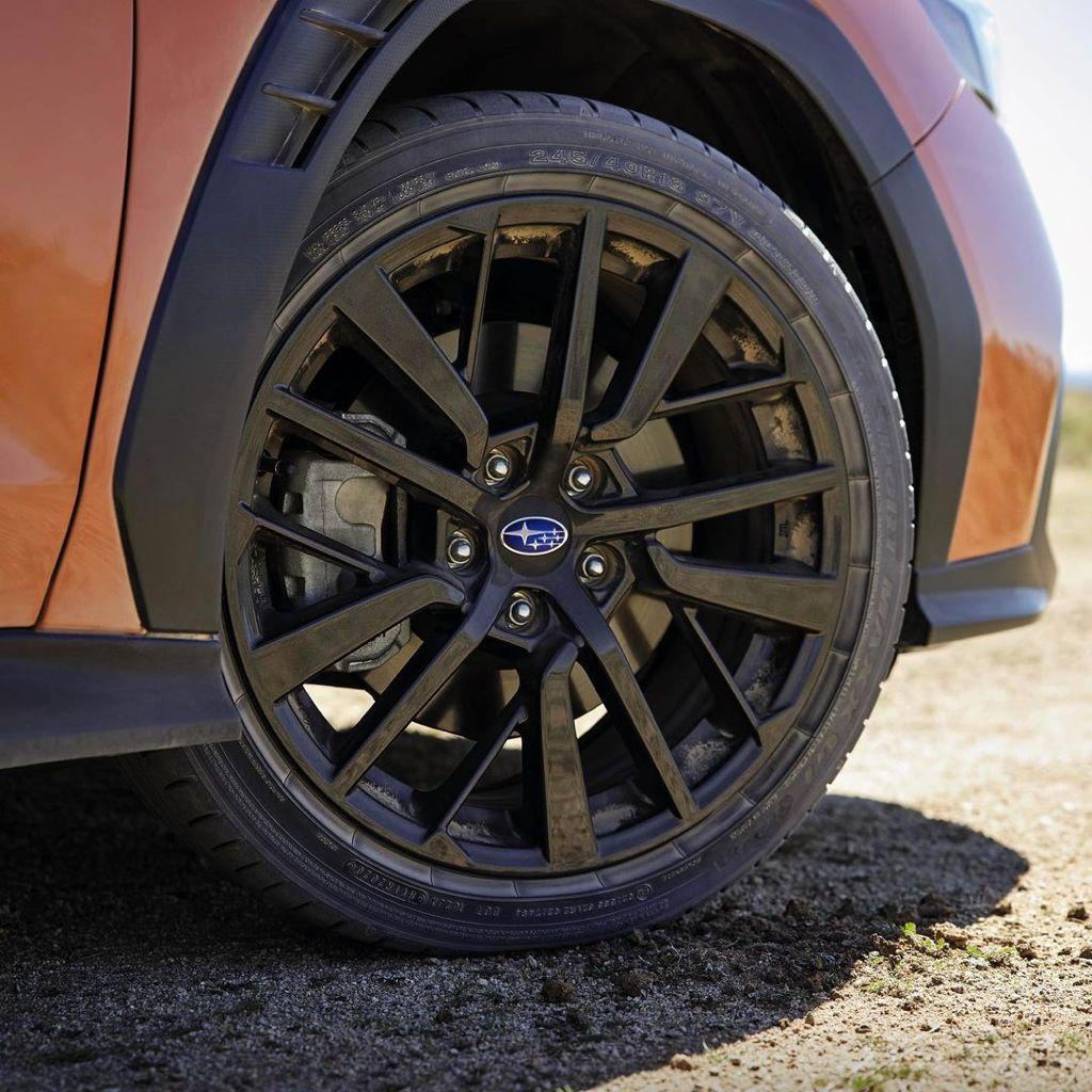 سوبارو دبليو آر إكس 2022 - تصميم العجلات