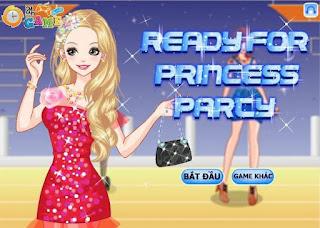 Game công chúa dự tiệc thú vị nhất