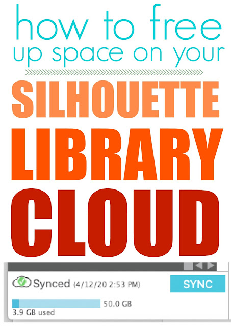 Silhouette Cloud, Silhouette Library, Silhouette Studio Library, Silhouette 101, Silhouette America Blog
