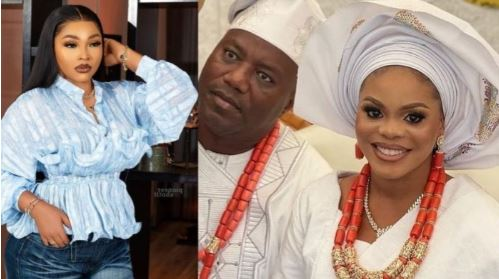 """""""Thank God I Did Not Marry What I Can't Handle"""" - Lanre Gentry Says, Mercy Aigbe Reacts"""