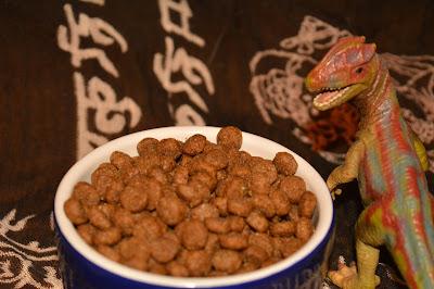 Coconut dog food