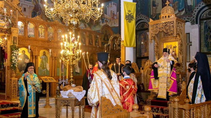Με «συνοχή καρδίας» η εορτή των Αγίων Θεοδώρων στην Ορεστιάδα