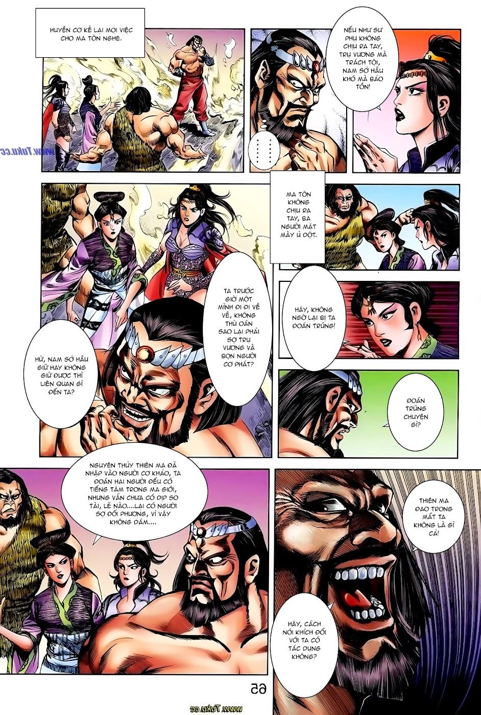 Cơ Phát Khai Chu Bản chapter 110 trang 9