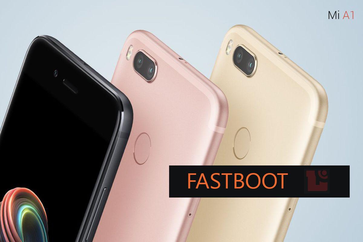 Cara mudah Fastboot Xiaomi Mi A1 | DADROIDRD