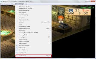 Cara 2 Ngecheat diEmulator PPSSPP: Menggunakan Aplikasi Cheat Engine.