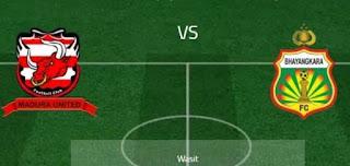 Disanksi PSSI, Pertandingan Madura United vs Bhayangkara FC Ditunda