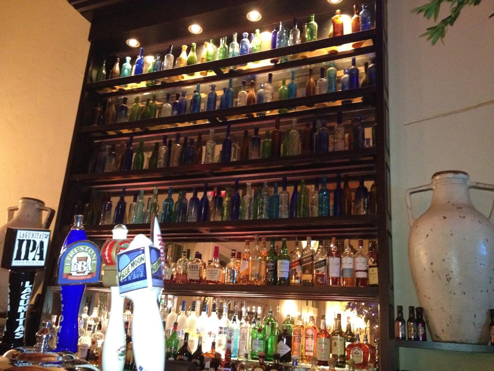 Pretty bar