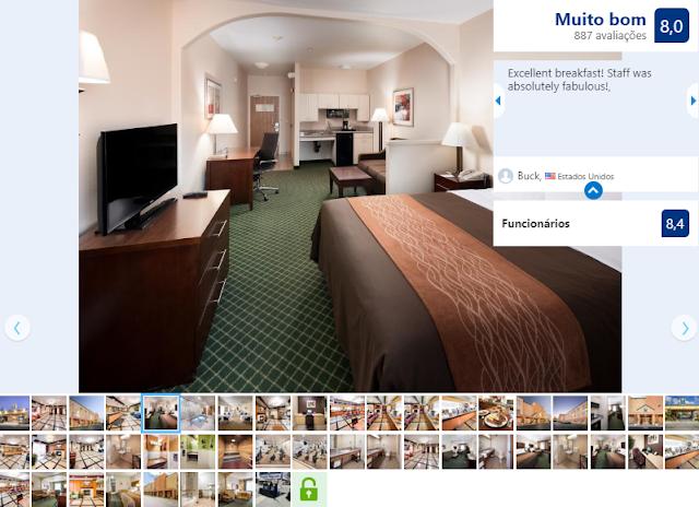 Comfort Inn & Suites Oakland Airport para ficar em Oakland